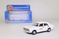 Vanguards VA06307; 1976 Morris Marina 1800; Yellow Cars Taxis