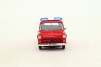 Corgi CC02301; Ford Transit Mk1; Warwickshire County Fire Brigade Emergency Tender