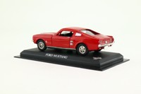 del Prado 05; 1967 Ford Mustang Fastback; Red
