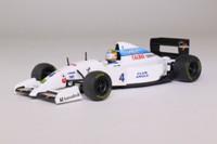 ONYX 207; Tyrrell 022 Formula 1; 1994 Spanish GP 3rd; Mark Blundell; RN4