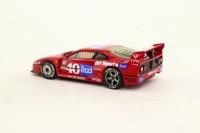 Starter; Ferrari F40; 1990 2h Topeka IMSA GTO DNF; Jabouille & Schlesser; RN40