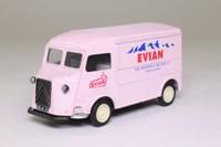 Matchbox Collectibles YTF1; 1947 Citroen H Type Van; Evian Eau Minerale Naturelle