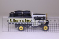 Models of Yesteryear YAS 12-M; 1922 Foden Steam Wagon; R Brett & Sons, Canterbury, Haulage Contractors