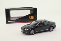 Motor Art; 2009 Volvo S80; Metallic Black