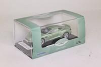 Oxford Diecast AMV001; 2012 Aston Martin Vanquish; Appletree Green