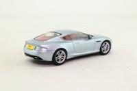 Oxford Diecast AMDB9001; Aston Martin DB9; Skyfall Silver Metallic