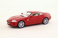 Atlas Editions 4641 107; 2005 Jaguar XK Coupe; Dark Red
