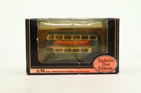 EFE 10114; AEC RT Double Deck Bus; Bradford City Transport; Rt 71 Sandy Lane