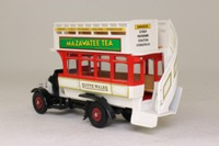 Corgi Classics 96994; Thornycroft J Type Bus; South Wales; Swansea, Clydach, Pontardawe, Ystalyfera, Ystradgynlais