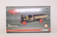 Corgi Classics CC20209; 1922 Foden C Type Steam Lorry; Dropside, Whitbread Brewery