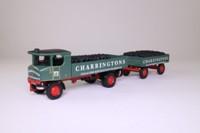Corgi Classics 80009; Sentinel Steam Wagon; Dropside & Trailer, Charrington's, Coal Sack Load