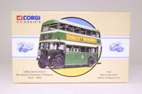Corgi 97853; Bristol K Utility Bus; Bristol Omnibus Company; 5 Filton Park