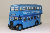 Corgi 97209; Guy Arab Bus; Walsall Corporation; Hednesford