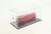 Corgi OOC OM41008; AEC Q Single Deck Bus; London Transport; Rt 215 Kingston, Wisley Common, Street, Cobham, Fairmile, Esher, Long Ditton