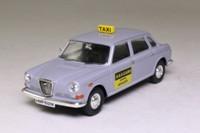 Vanguards VA08503; Wolseley Six; Taxi; AAA Cars, Oxford