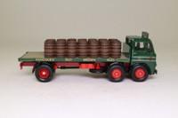 Corgi 25401; Leyland Mouthorgan Cab; 6 Wheel Flatbed, Wm Hancock & Sons, Barrels Load