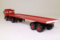 Corgi 22101; Leyland Ergo; Articulated Flatbed: British Road Services