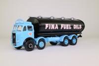 Corgi Classics 27201; Seddon Atkinson; 8 Wheel Rigid Elliptical Tanker, Fina Fuel Oils Ltd