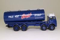 Corgi 97319; ERF V; 8 Wheel Rigid Cylindrical Tanker, Bass Worthington