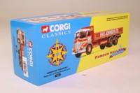 Corgi Classics 14001; Foden S21 Mickey Mouse; 6 Wheel Rigid Dropside, Beresford Transport
