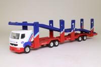 Corgi 65803; Renault Premium; Car Transporter, Richard Lawson Auto Logistics