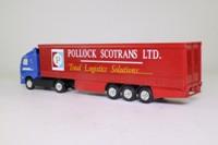 Corgi TY86714; Volvo FH; Artic Curtainside; Pollock Scotrans/Jigsaw