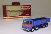Trackside DG187009; Guy Big J 8w Tipper; RE Mason, Coal Load
