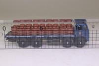 Trackside DG176010; Leyland Octopus Flatbed; M&B, Beer Barrels Load