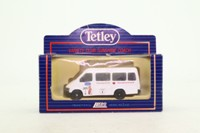 Days Gone Lledo CC10000; Ford Transit; Tetley, Variety Club Sunshine Coach