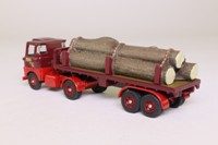 Trackside DG175013; Scammell Handyman Artic; 2 Axle Flatbed, Price of Llandovery, Logs Load