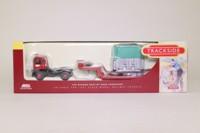 Trackside DG175005; Scammell Handyman Artic; Low Loader; Wynns, Transformer Load