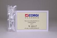 Corgi 97369; AEC Ergomatic Cab; 4 Wheel Box Van & Trailer; Eddie Stobart