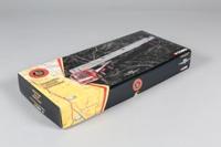 Corgi Classics CC10302; AEC Ergomatic Cab; 8 Wheel Rigid Flatbed, Dolly & Girder Load, British Road Services