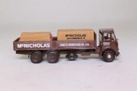 EFE 12601DL; Atkinson 6W Rigid Dropside; McNicholas; Crates & Planks Load