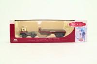 Trackside DG150008; Foden S21 Artic; Twin Axle Flatbed, British Rail