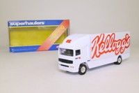 Corgi TY86808; ERF EC Artic; Rigid Box Van, Kellogg's, Bibby