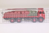 Trackside DG176002; Leyland Octopus Flatbed; London Brick, Sheeted Load