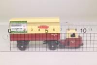 Trackside DG148006; Scammell Scarab; Artic Box Trailer, British Rail