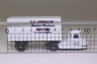 Trackside DG206005; Scammell Townsman; Artic Box Trailer, EH Steele, Bolton