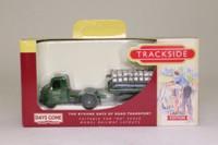 Trackside DG148003; Scammell Scarab; Artic Flatbed, Milk Crates Load, Co-op