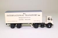 EFE 19403; Atkinson 4x2 Artic Twin Axle Boxvan; Monk's International Transport;
