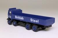 EFE E10801; AEC Mammoth Major 8W Rigid Dropside; British Steel; Blue/Black