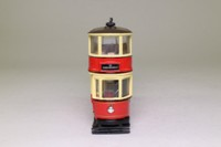 Corgi Classics 36704; Double Deck Tram, Closed Top, Closed Platform; London Transport; 36 Embankment