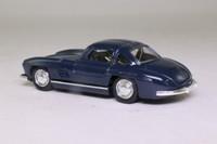 Solido 18; 1956 Mercedes-Benz 300SL; Hardtop; Dark Blue