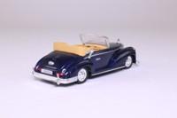 National Motor Museum Mint SS-48864; 1955 Mercedes-Benz 300S; Open Top, Blue