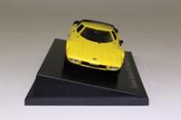 Atlas Editions 4 656 127; 1973 Lancia Stratos HF Stradale; Yellow