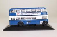 Atlas Editions 4 655 106; Daimler CVG6 Bus; Bradford City Transport, 78 Bradford, Pudsey