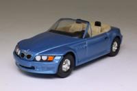 Corgi 04901; James Bond's BMW Z3; Golden Eye, Firing Rockets, No Passengers