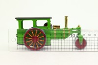 Tri-ang 33M; Minic Steam Roller; Green & Red, Plastic Rollers