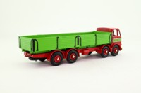 Dinky Toys 934; Leyland Octopus Truck; Red, Green Back